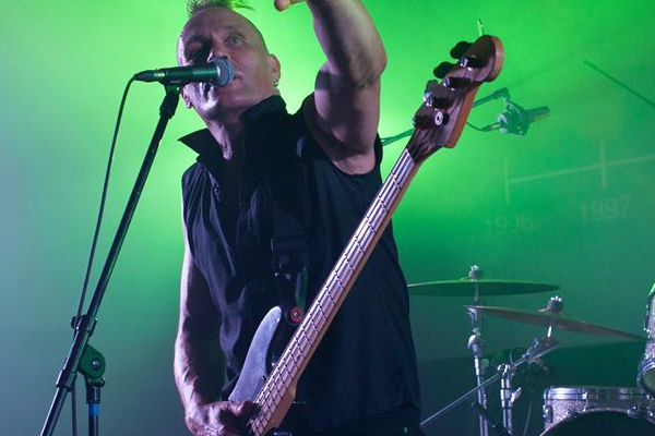 The Membranes + Sireen 2015